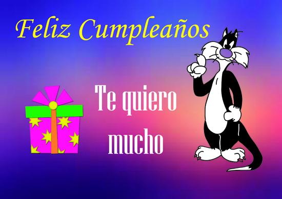 felicitar cumpleaños con personajes