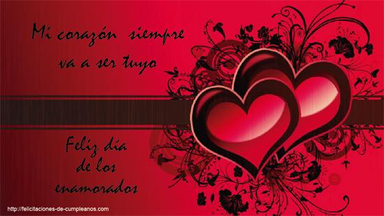 corazones por san valentin