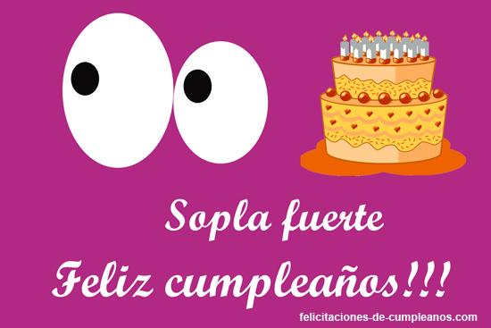 gracias por felicitarme en mi cumpleaños