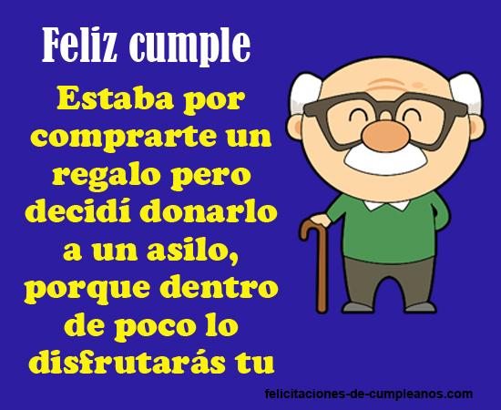 gracias por felicitarme el dia de mi cumpleaños