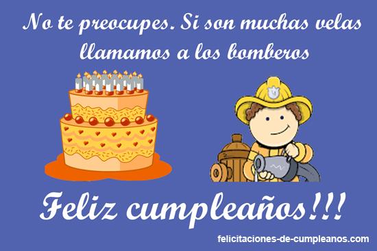 felicitaciones cumpleaños graciosas
