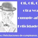 felicitaciones de cumpleaños originales