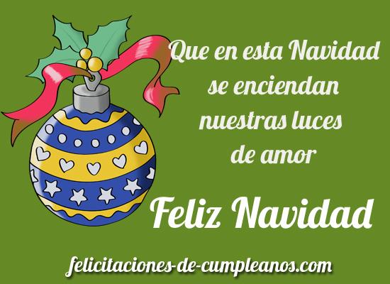 Felicitaciones De Navidad Tarjetas De Navidad Frases De