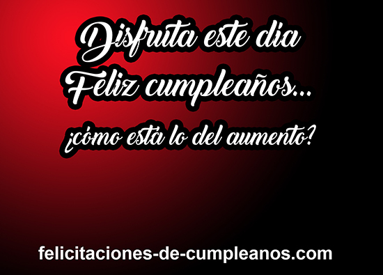 felicitaciones de cumpleaños divertidas