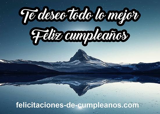 felicitaciones bonitas para cumpleaños